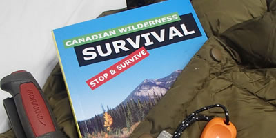 Canadian Wilderness Survival by Bruce Zawalsky